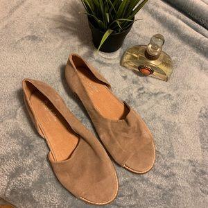 Seychelles Open Peep Toe Side Cutout Sandals